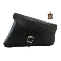 Side Panniers Bag Leather Right Black Ranger 5.5 ltr