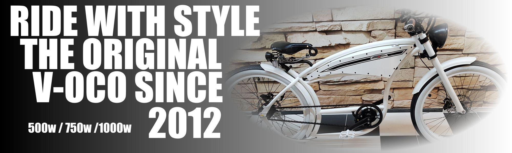 custom cruiser e bike